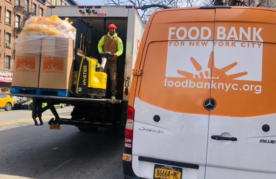 Covid 19 Readiness Response Food Bank For New York City