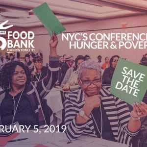2019 Hunger Conference